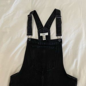 Jean Overall Dress